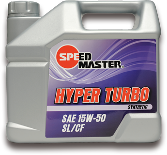 Multi Spec Series :: Hyper Turbo 15W-50